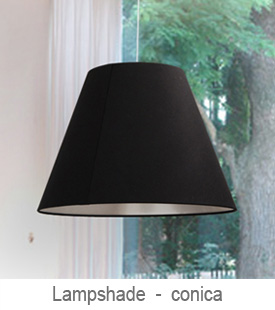 lampshade conica