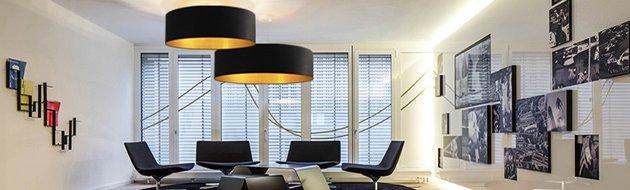 gro e lampenschirme lampenschirm xxl. Black Bedroom Furniture Sets. Home Design Ideas