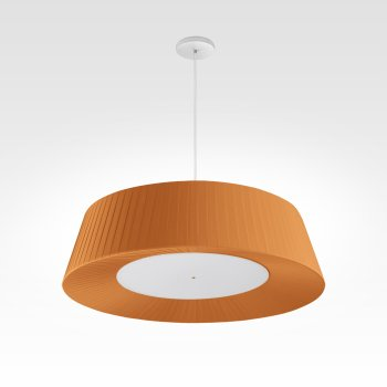 design pendant light living room led orange