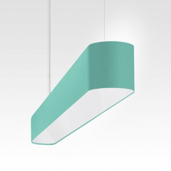 Pendant light for dining room table turquoise