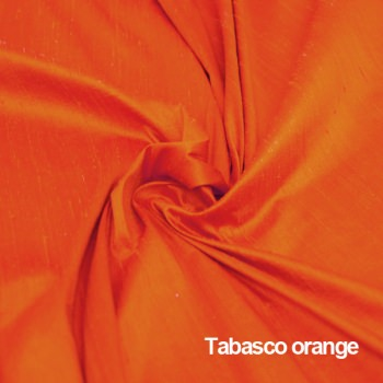 soie Tabasco orange