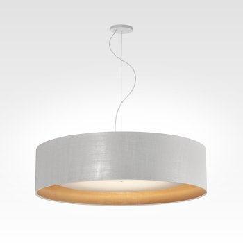 Dining table room pendant light gold smart home