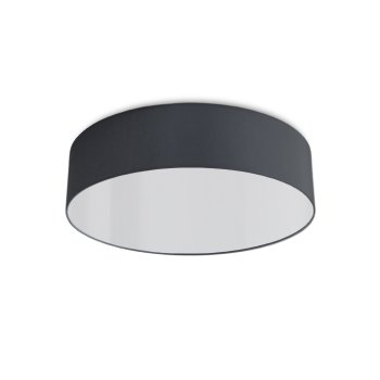 luminaire plafonnier anthracite