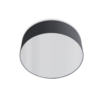 plafonnier led anthracite