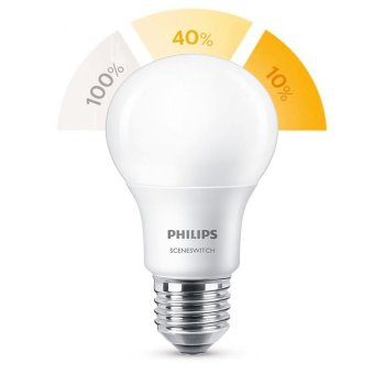 LED Philips scene switch