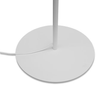 floor lamp base white