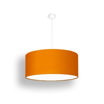 Pendant light - orange ø 40