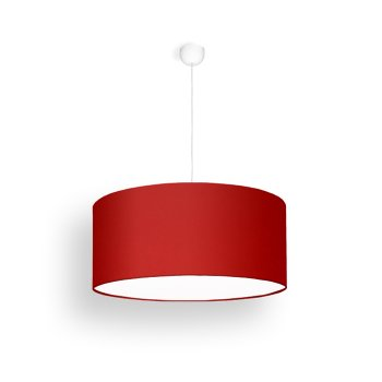 lamp shade red 40
