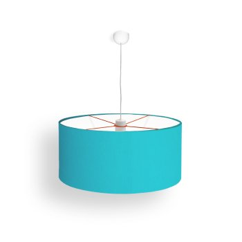 suspension turquoise
