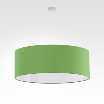 lamp shade apple green