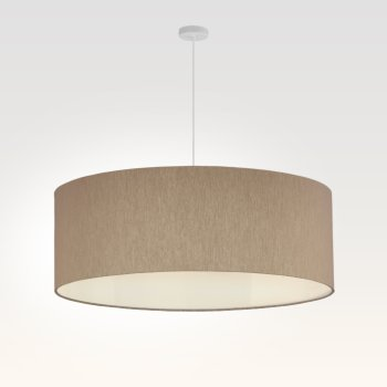 lamp shade beige gray