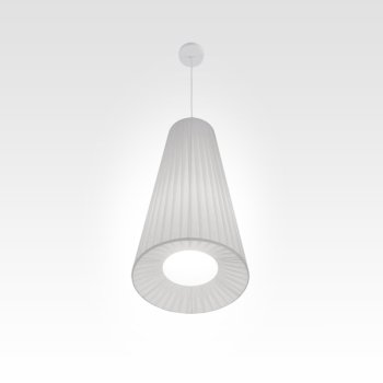 Dining room pendant lamp conic