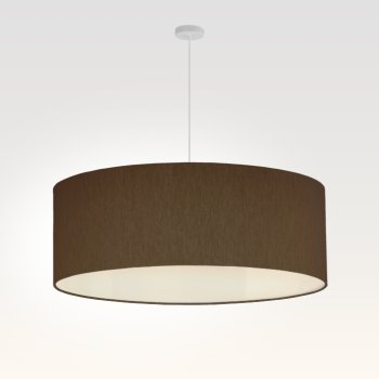lamp shade brown