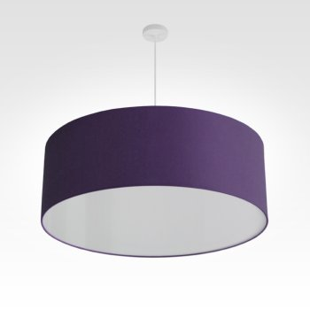 pendant lamp darkpurple