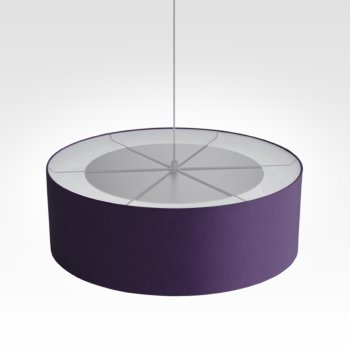 pandent light darkpurple