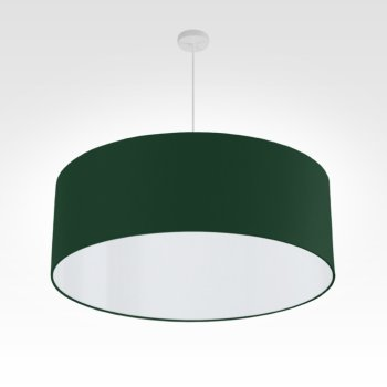 pendant lamp dark green