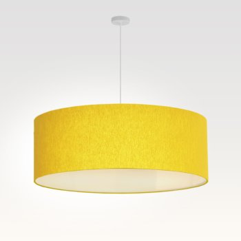 lamp shade yellow
