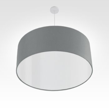 led lampshade gray