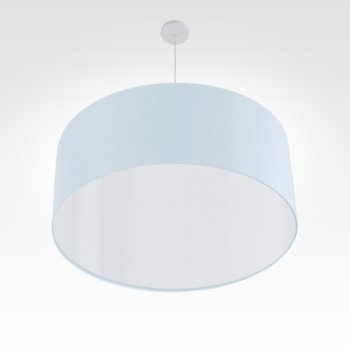 lampshade light blue
