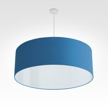 pendant lamp sky-blue