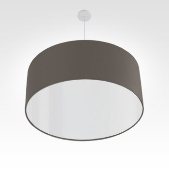 led lampshade umbra gray