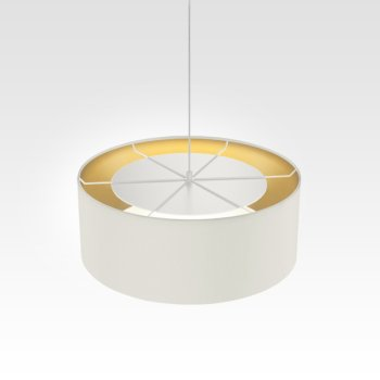 pendant lamp inside gold diameter 50