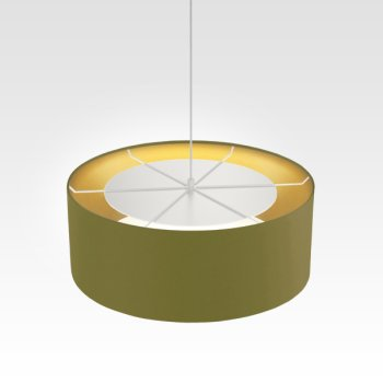 pendant lamp inside gold diameter 70