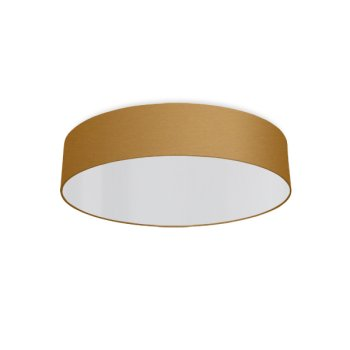 round ceiling light living room beige