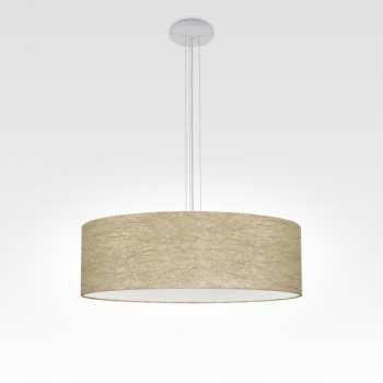 Suspensions Design LED ivoire