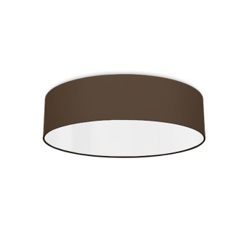 Ceiling luminaire brown