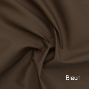 Chintz fabric brown
