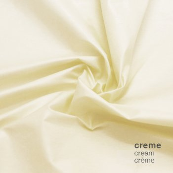 Chintz cream white