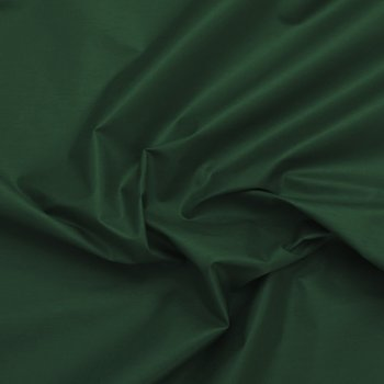 Chintz fabric dark green