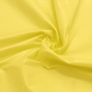 Chintz fabric yellow
