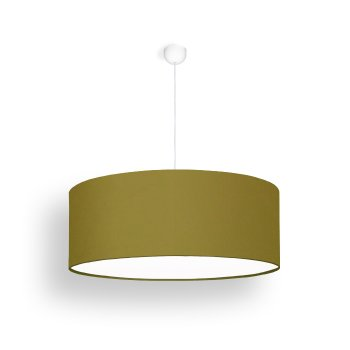 lamp shade olive-green 50