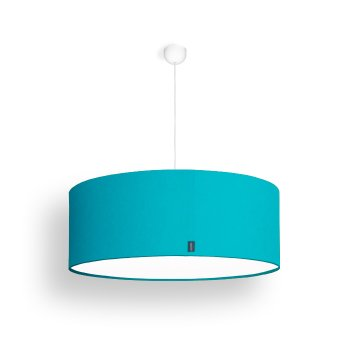 lamp shade turquoise 50