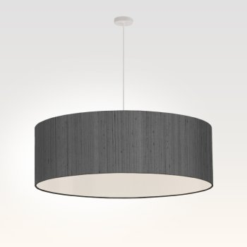 suspension pour salon anthracite