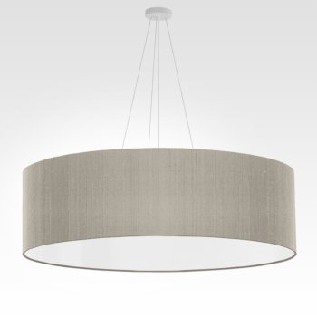 grande suspension gris beige