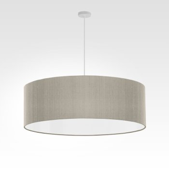 lampe suspension gris beige