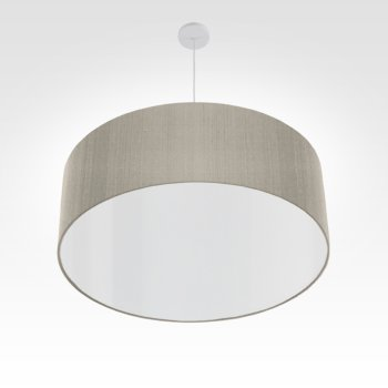 pendant lamp dining room beige gray