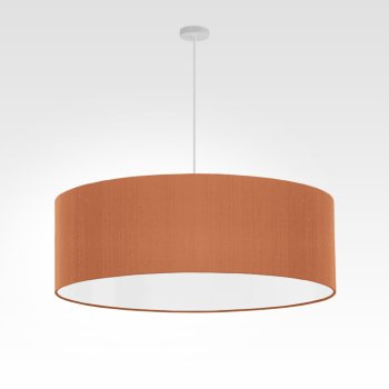 pendant lamp beige red