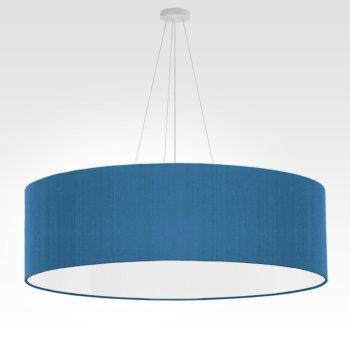 grande suspension bleu