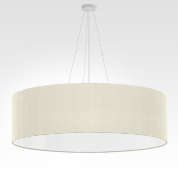 large pendant lamp cream