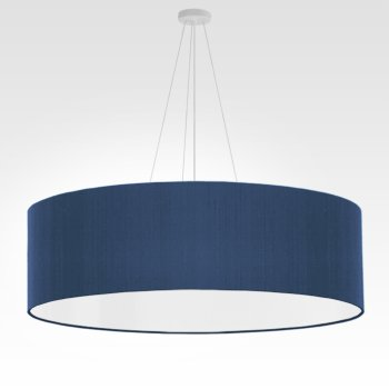 large pendant lamp dark blue