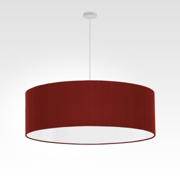 pendant lamp dark red