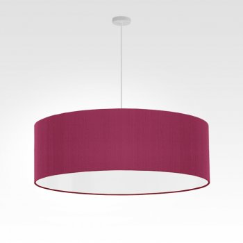 lampe suspension framboise