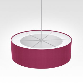 lamp shade raspberry
