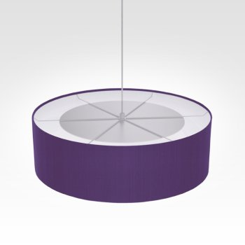 Suspension luminaire indigo