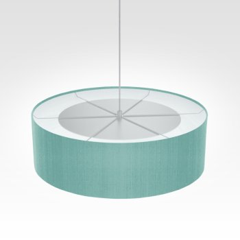 lamp shade jade blue