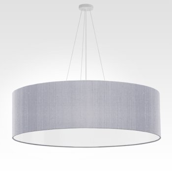 large pendant lamp mauve
